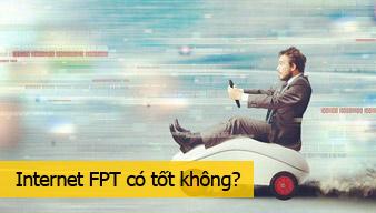Đánh giá Internet FPT
