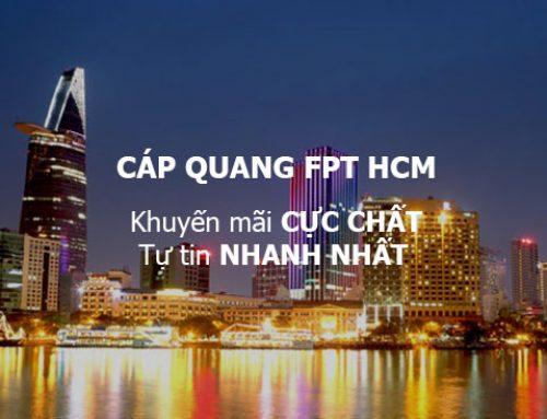 Đăng ký lắp đặt mạng Internet cáp quang và Truyền hình FPT tại TP HCM 2018