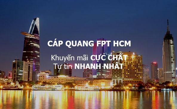 Lắp đặt internet FPT HCM