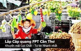 Lắp mạng cáp quang FPT Cần Thơ