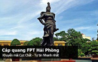 Lắp mạng FPT Hải Phòng