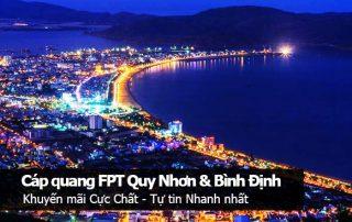 Lắp mạng FPT Quy Nhơn Bình Định