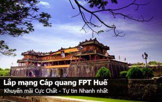 Lắp mạng cáp quang FPT Huế