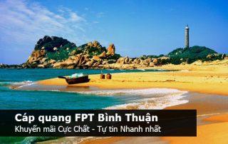 Lắp mạng FPT Bình Thuận