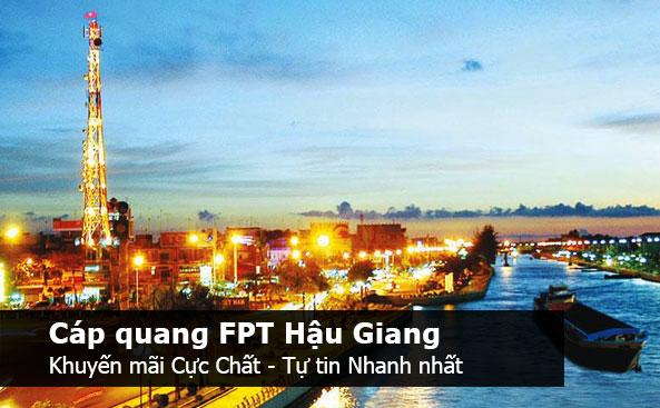 Lắp mạng FPT Hậu Giang