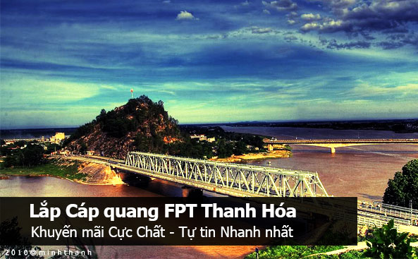 Lắp mạng FPT Thanh Hóa