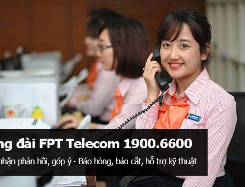 Số điện thoại Tổng đài CSKH FPT Telecom toàn quốc | Hotline FPT 19006600