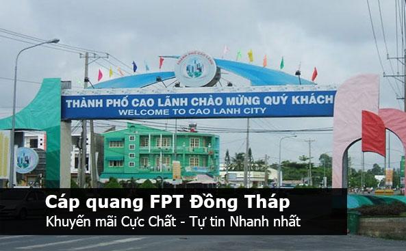 Lắp mạng FPT Đồng Tháp
