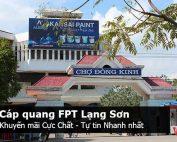 Lắp mạng FPT Lạng Sơn