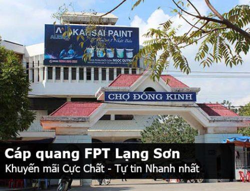 Đăng ký lắp đặt mạng Internet cáp quang FPT tại Lạng Sơn 2017