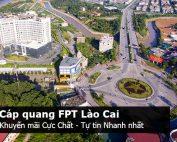 Lắp mạng FPT Lào Cai