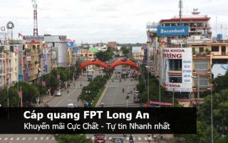 Lắp mạng FPT Long An