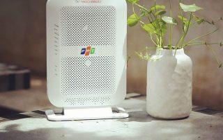 Thiết bị Modem Wifi FPT AC2 băng tần kép